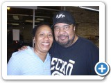 With George Duke