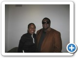With Wallace Roney