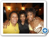With Angela Bassett & Dawnn Lewis