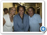 With Monica Haslip & Terri Lyne Carrington